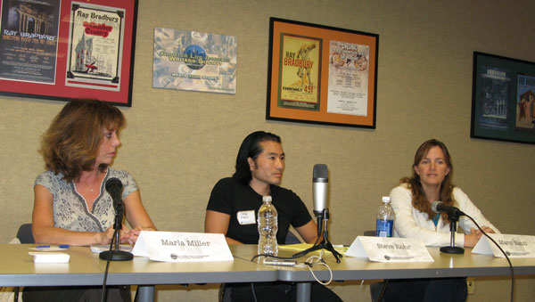 GLAWS Industry Expert Panel on Promoting Yourself and Your Novels with Marla Miller, Steve Rohr and Marci Baun