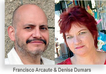 Francisco Arcaurte and Denise Dumars speak at GLAWS